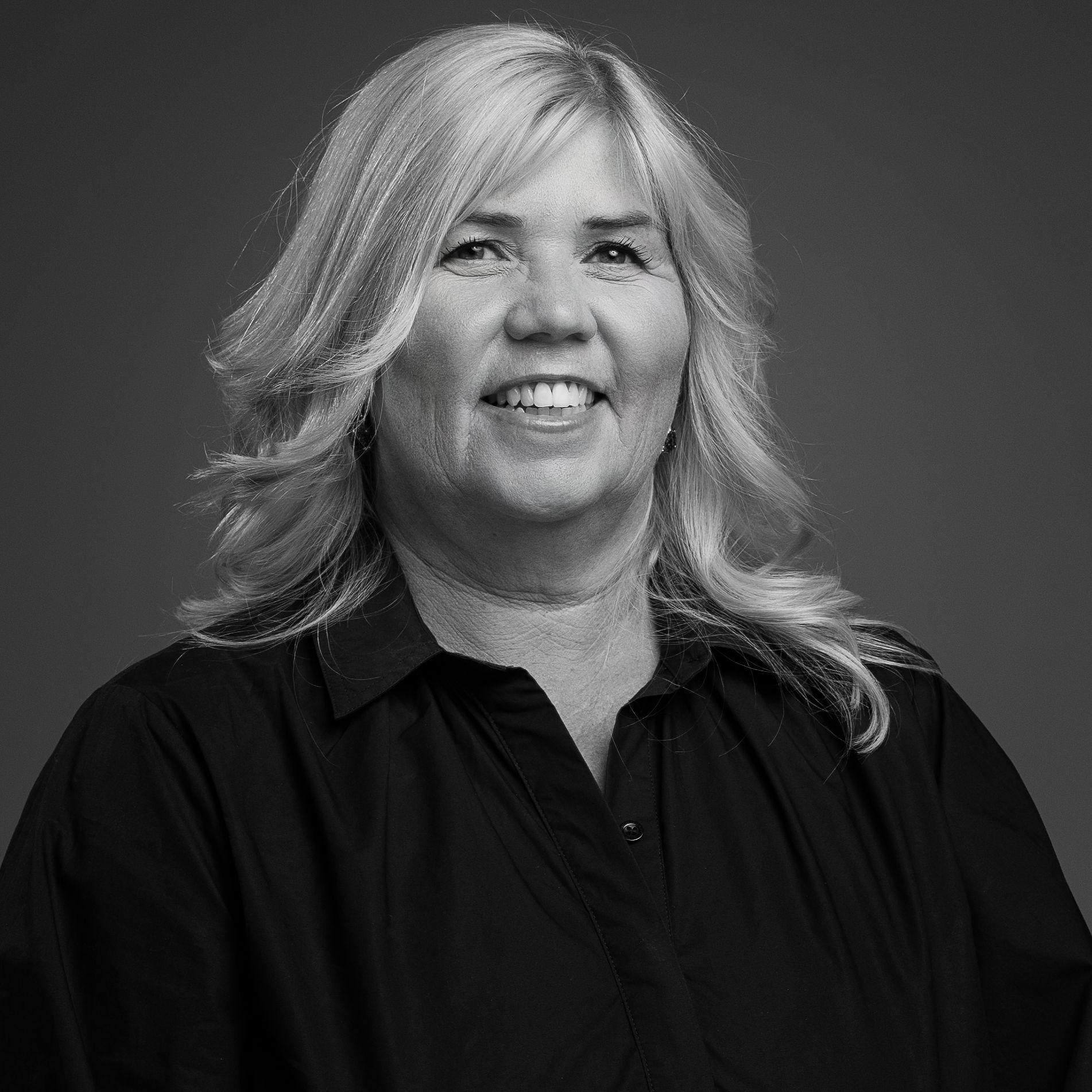 Hanne Solberg - daglig leder og autorisert regnskapsfører